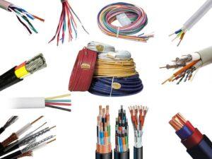 статья про отличие кабеля провода шнура