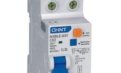 модульное устройства на DIN-рейку NXBLE-63Y